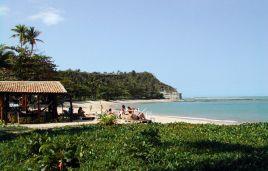 Strand von Curuipe