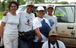 Das Projeto-Arara-Azul-Team