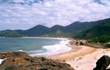 Der Strand von Trinidade