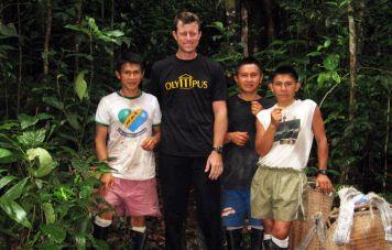 Abenteurer mit unseren Yanomami-Guides