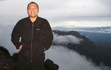 Auf dem Gipfel des Pico da Neblina