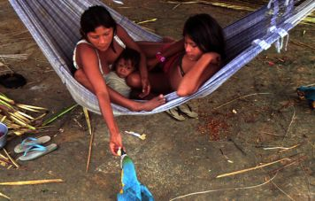 Yanomami-Indios