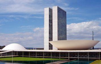 Congresso Nacional in Brasília