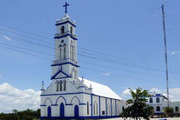 Salesianer-Kirche in São Gabriel da Cachoeira
