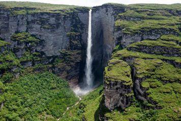 Cachoeira-da-Fumaça-Wasserfall
