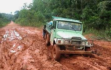 Amazonas-Taxi