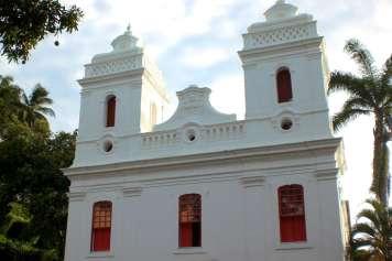 Die Kapelle des Solar do Unhão