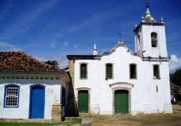 Paraty: Nossa-Senhora-das-Dores-Kirche